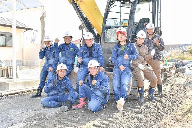 街の人を思う 大分県中津市 土木工事 株式会社昇栄